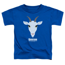 Image for Quantum and Woody Toddler T-Shirt - Goat Head
