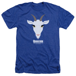 Image for Quantum and Woody Heather T-Shirt - Goat Head