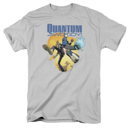 Image for Quantum and Woody T-Shirt - Three's a Crowd