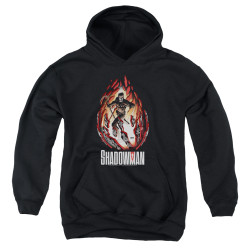 Image for Shadowman Youth Hoodie - Burst