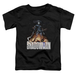 Image for Shadowman Toddler T-Shirt - Victory