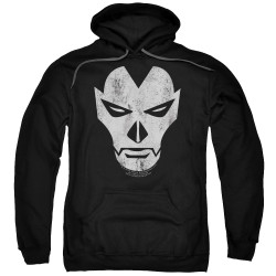 Image for Shadowman Hoodie - Face