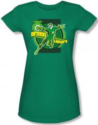 Image for Green Lantern Ring Power Girls Shirt