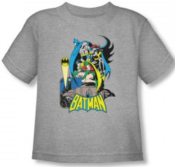 Image for Batman Heroic Trio Toddler T-Shirt