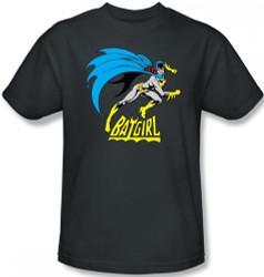 Image Closeup for Batgirl is Hot T-Shirt