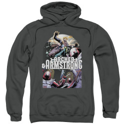 Image for Archer & Armstrong Hoodie - Dropping In