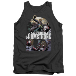 Image for Archer & Armstrong Tank Top - Dropping In