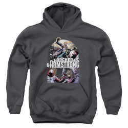Image for Archer & Armstrong Youth Hoodie - Dropping In
