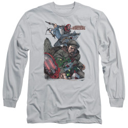 Image for Archer & Armstrong Long Sleeve Shirt - Bottle Smash