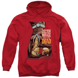 Image for Doctor Mirage Hoodie - Talks to the Dead