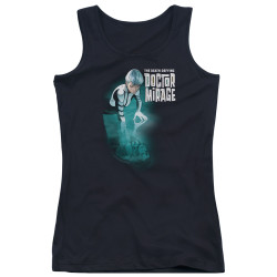 Image for Doctor Mirage Girls Tank Top - Crossing Over