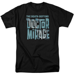 Image for Doctor Mirage T-Shirt - Character Logo