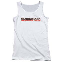 Image for Zenescope Girls Tank Top - Wonderland Logo