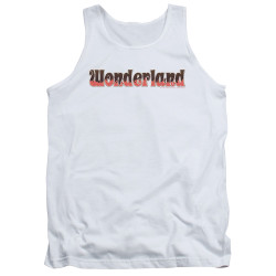Image for Zenescope Tank Top - Wonderland Logo