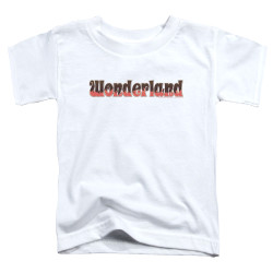 Image for Zenescope Toddler T-Shirt - Wonderland Logo