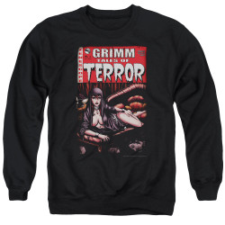 Image for Zenescope Crewneck - Terror Cover