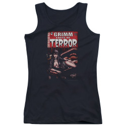Image for Zenescope Girls Tank Top - Terror Cover