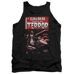 Image for Zenescope Tank Top - Terror Cover