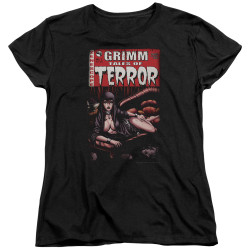 Image for Zenescope Womans T-Shirt - Terror Cover