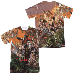 Image Closeup for Zenescope Sublimated T-Shirt - Neverland