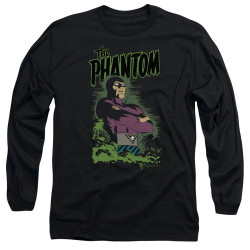 Image for The Phantom Long Sleeve Shirt - Jungle Protector