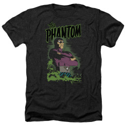 Image for The Phantom Heather T-Shirt - Jungle Protector