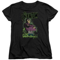 Image for The Phantom Womans T-Shirt - Jungle Protector