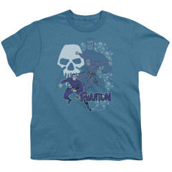 Image for The Phantom Youth T-Shirt - Skulls