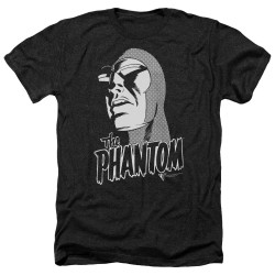 Image for The Phantom Heather T-Shirt - Inked