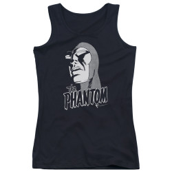 Image for The Phantom Girls Tank Top - Inked