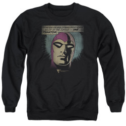 Image for The Phantom Crewneck - Evildoers Beware