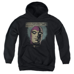 Image for The Phantom Youth Hoodie - Evildoers Beware