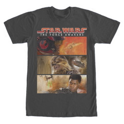 Image for Star Wars Episode 7 Three Way T-Shirt
