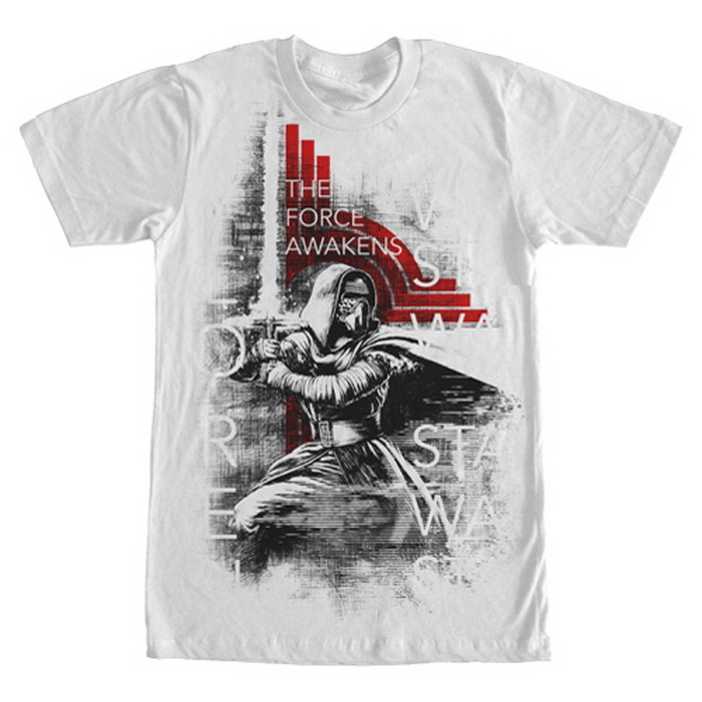 dbb6c90438 Star Wars Episode 7 Stance T-Shirt. Loading zoom