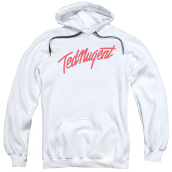 Image for Ted Nugent Hoodie - Clean Logo