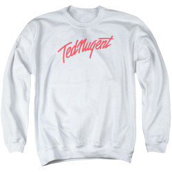 Image for Ted Nugent Crewneck - Clean Logo