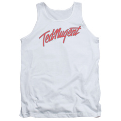 Image for Ted Nugent Tank Top - Clean Logo