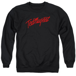 Image for Ted Nugent Crewneck - Distress Logo