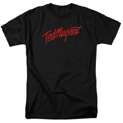 Image for Ted Nugent T-Shirt - Distress Logo