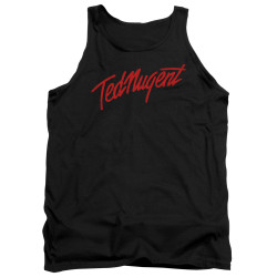 Image for Ted Nugent Tank Top - Distress Logo