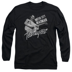 Image for Ted Nugent Long Sleeve Shirt - Madman