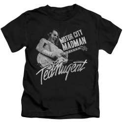 Image for Ted Nugent Kids T-Shirt - Madman