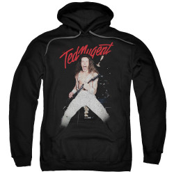 Image for Ted Nugent Hoodie - Rockin