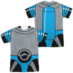 Image Closeup for Batman the Animated Series Sublimated T-Shirt - Mr. Freeze Costume