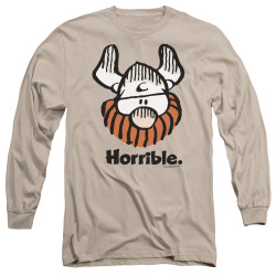 Image for Hagar The Horrible Long Sleeve Shirt - Horrible