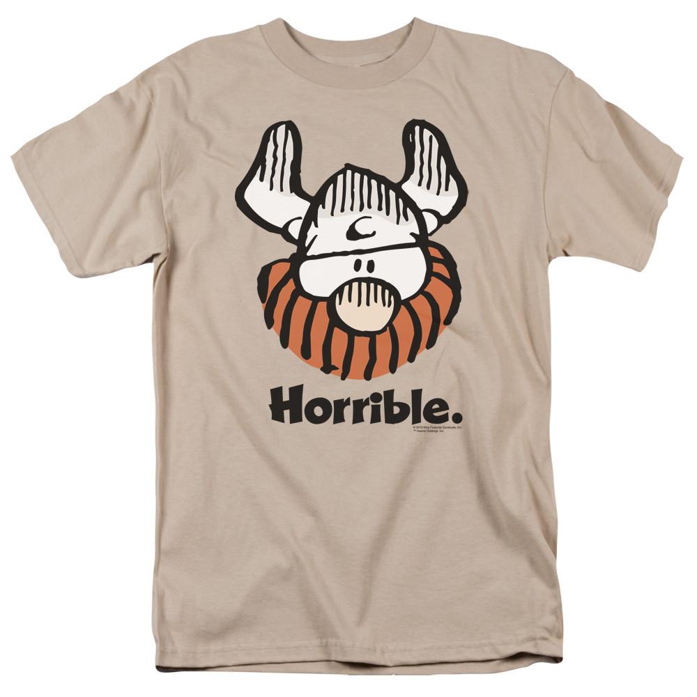 853022bf1 Hagar The Horrible T-Shirt - Horrible - NerdKungFu