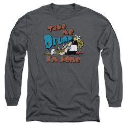 Image for Hagar The Horrible Long Sleeve Shirt - Take Me Home