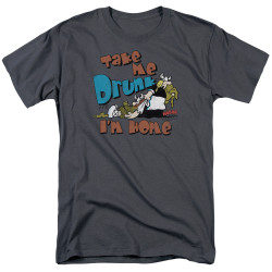 Image for Hagar The Horrible T-Shirt - Take Me Home