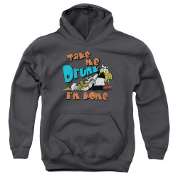 Image for Hagar The Horrible Youth Hoodie - Take Me Home