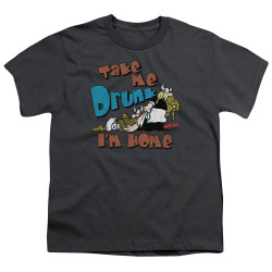 Image for Hagar The Horrible Youth T-Shirt - Take Me Home